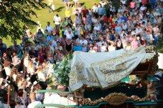 W Kalwarii Zebrzydowskiej padały słowa o zakazie handlu w niedziele. Ale w samym klasztorze też kwitł handel.