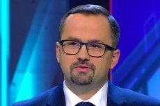 Marcin Horała z PiS wypadł dość poniżej oczekiwań podczas debaty TVN24.