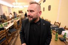 Poseł Liroy-Marzec ma ambicję wyjść z cienia Pawła Kukiza