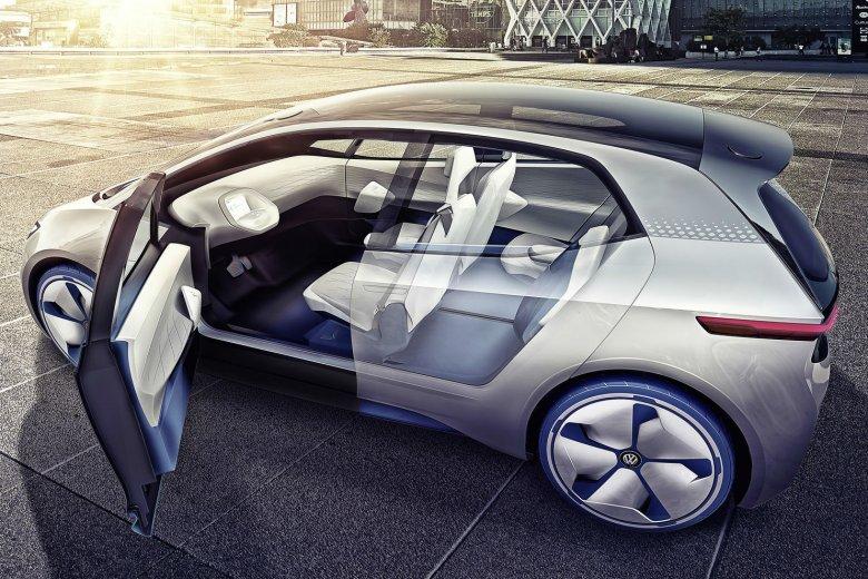 Tak (w przybliżeniu) będzie wyglądał w pełni elektryczny następca VW Golfa