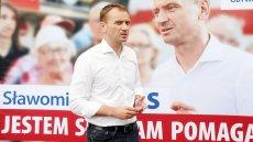 W Szczecinie Sławomir Nitras prowadzi niezwykle intensywną kampanię wyborczą. Poseł PO chce zostać prezydentem tego miasta.