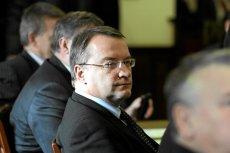Marek Biernacki jest tak samo Jarosław Gowin i będzie to równie często podkreślał?