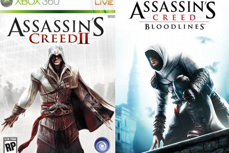 """W Polsce powstały okładki do gier z serii """"Assasin's Creed"""""""