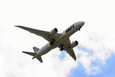 Wrażenia z lotu Dreamlinerem mogą być tylko pozytywne.
