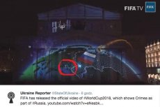 """Krym należy do Rosji nawet w filmiku zapowiadającym MŚ 2018. FIFA przeprasza za """"pomyłkę"""""""