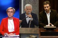 Kandydaci w wyborach do Parlamentu Europejskiego z okręgu śląskiego.