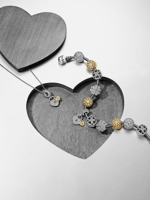 Biżuteria Pandory - najlepszy przyjaciel dziewczyny