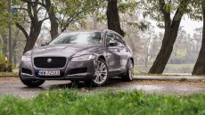 Jaguar XF Sportbrake to bardzo udane kombi.