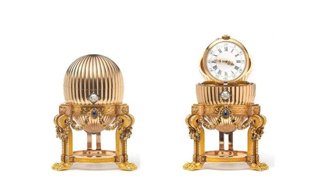 Trzecie cesarskie jajko Faberge