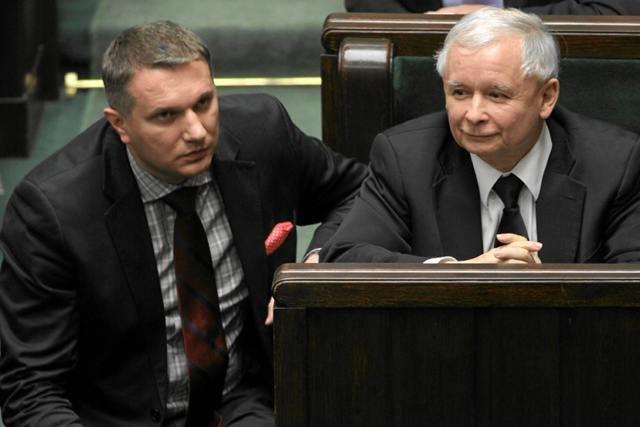 Poseł Przemysław Wipler porzucił Jarosława Kaczyńskiego, by kontynuować karierę polityczną poza PiS