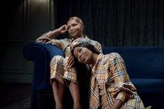 Naomi Campbell z mamą w najnowszym spocie Burberry