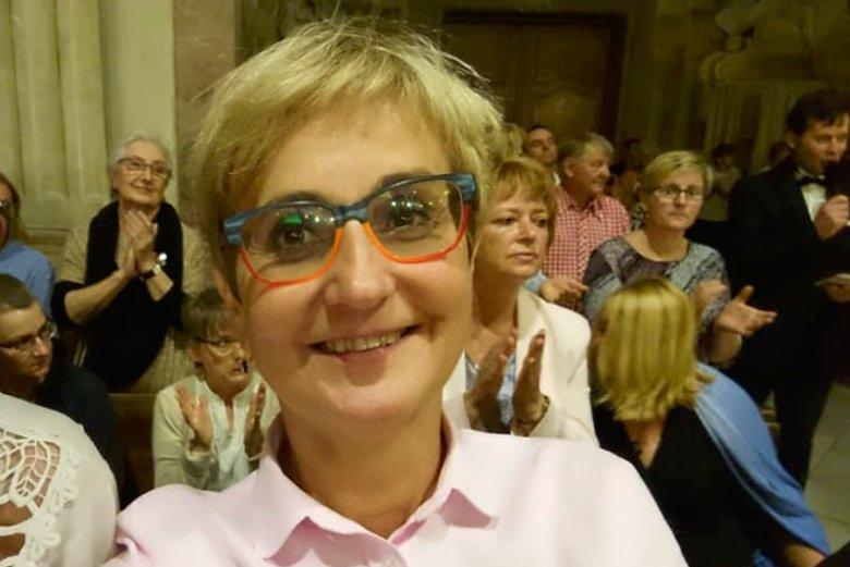 Była posłanka PO i kandydatka na radną na spotkaniu z wyborcami jednego z nich zwyzywała i uderzyła.