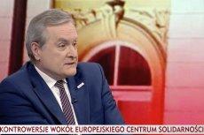 Wicepremier Gliński nie odpowie na list prezydent Dulkiewicz i marszałka Struka ws. ECS w Gdańsku.