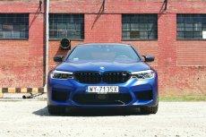BMW M5 Competition tylko z pozoru wygląda niepozornie.