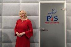W październiku Dominika Chorosińska została posłanką PiS.
