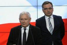 """""""Gazeta Wyborcza"""": Zbigniew Ziobro proponuje Jarosławowi Kaczyńskiemu zorganizowanie przedterminowych wyborów."""