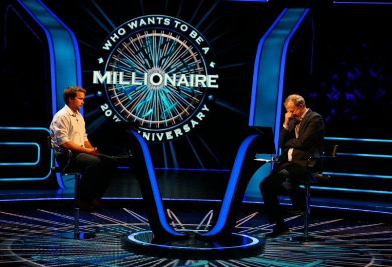 Poker face w wydaniu Clarksona? To się nie uda.