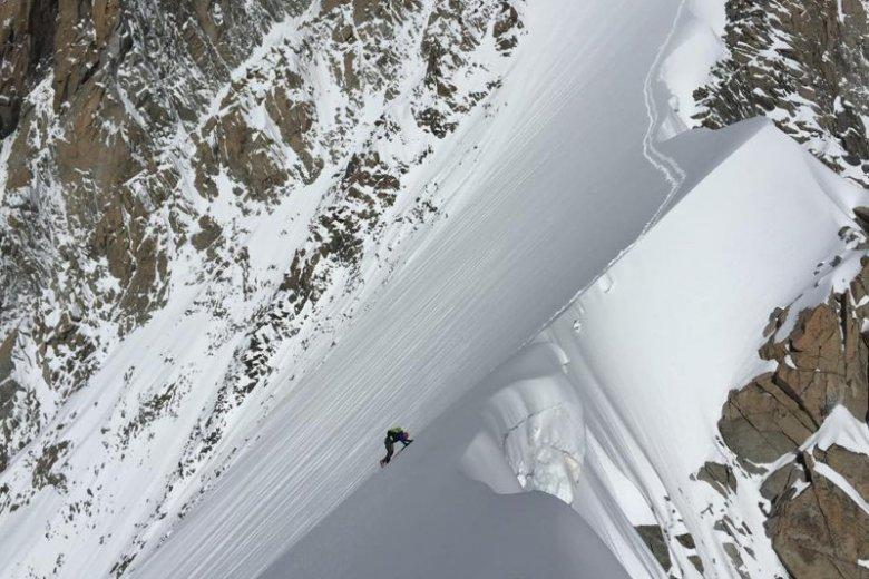 Ueli Steck - wybitny alpinista zginął pod Mount Everestem.