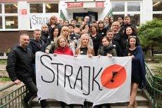 Rodzice chcą pozwać Skarb Państwa za strajk nauczycieli. Zdjęcie poglądowe.
