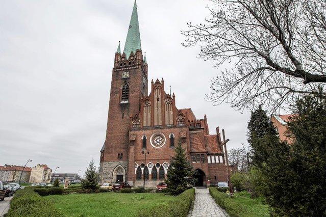 Kościół św. Jacka w Legnicy.