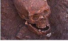 Odnaleziona czaszka Ryszarda III.