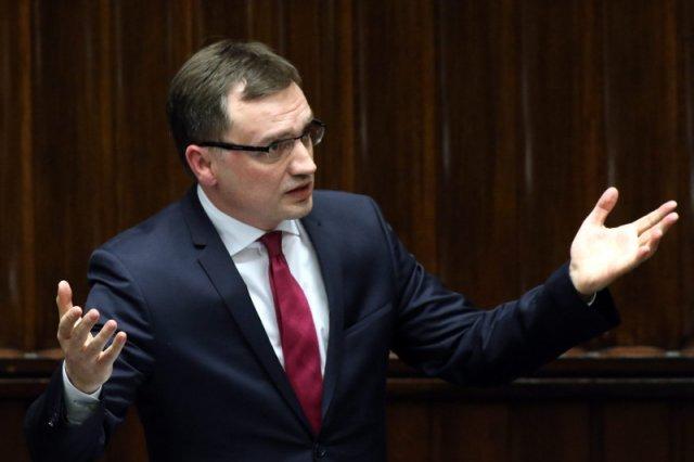 Ziobro przegrał proces, jaki wytoczył Netzlowi.