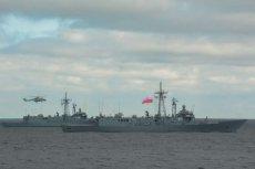 Jeden polski marynarz nie żyje, drugi jest ranny. Do tragedii doszło na manewrach wojskowych w Szwecji.