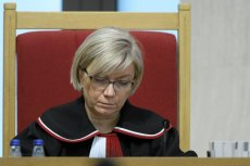 Julia Przyłębska ma zdecydować o legalności wyboru samej siebie na prezesa TK.