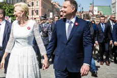 Na Twitterze pojawiło się nowe zdjęcie pary prezydenckiej.