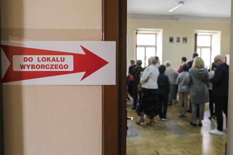 W niektórych gminach na Prawo i Sprawiedliwość głosowało ponad 80 proc. wyborców. Zdjęcie ilustracyjne.