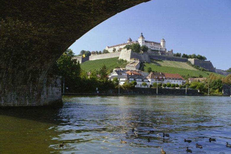 Würzburg, twierdza Marienburg