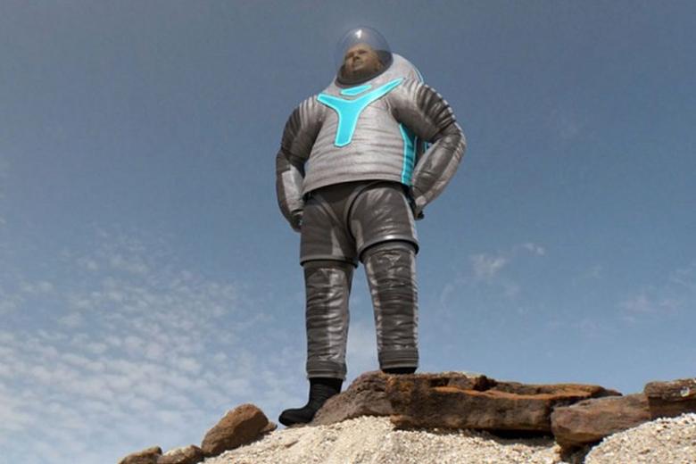 Tak będą wyglądać pierwsi ludzie na Marsie?