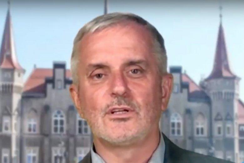 Roman Szełemej zostanie prezydentem Wałbrzycha z fenomenalnym wynikiem około 85 proc. głosów.