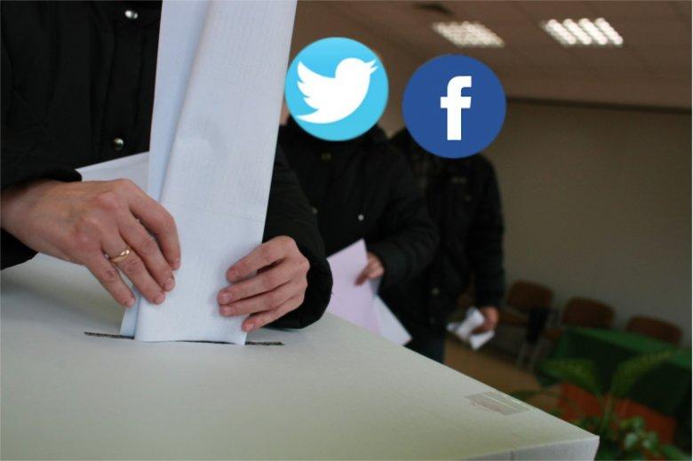 """W ciągu tych 55 godzin ciszy wyborczej lepiej odłożyć na bok lajkowanie i """"szerowanie""""."""