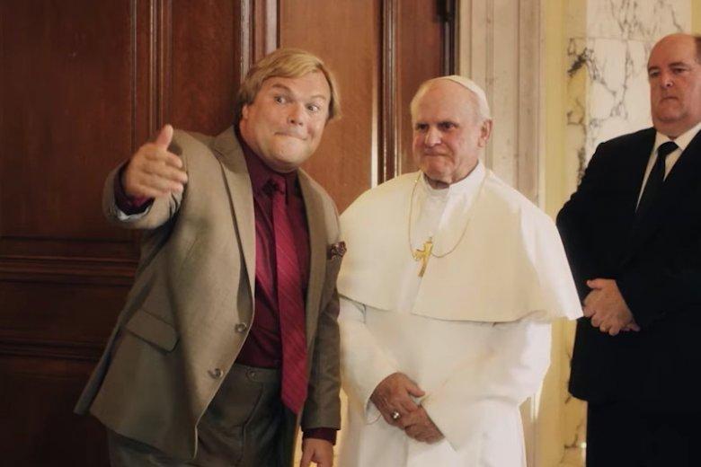 """Jan Lewan miał talent do ludzi. Miał """"chody"""" choćby u Jana Pawła II."""