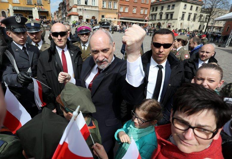 Antoni Macierewicz ma wiernych zwolenników wśród elektoratu PiS
