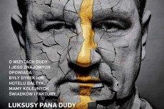 """W nowym """"Newsweeku"""" kolejne dowody ws. wystawnego życia Piotra Dudy."""