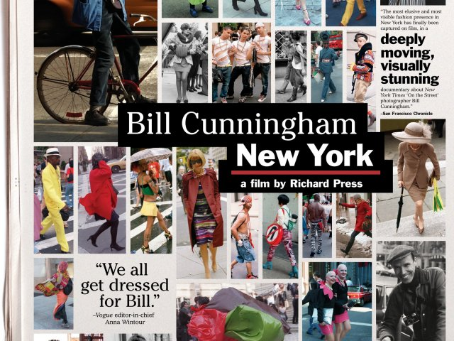 """Bill Cunningham New York"" - film Richarda Pressa"