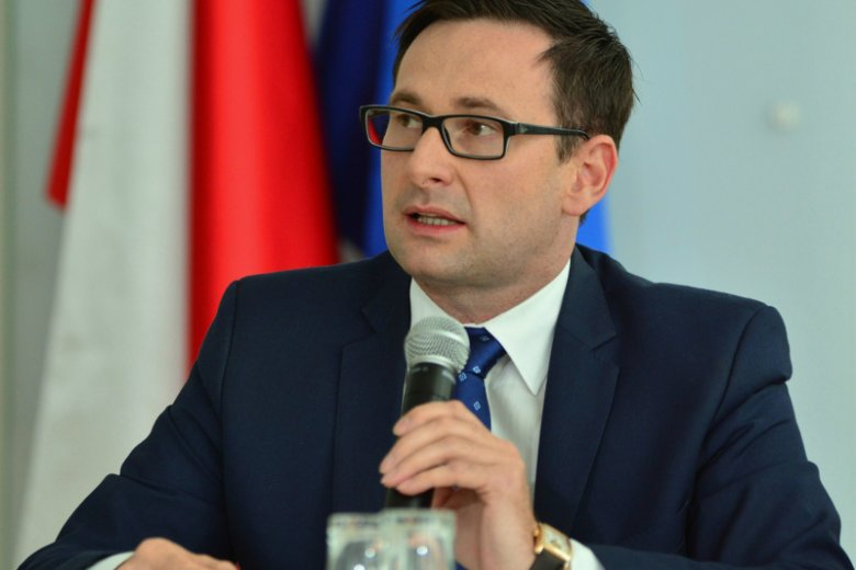 Daniel Obajtek przez blisko 10 lat był wójtem Pcimia, teraz jest nowym prezesem Orlenu.
