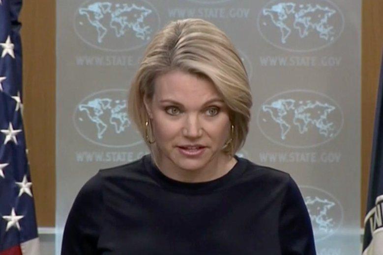 Kolejne oświadczenie Departamentu Stanu w sprawie kontaktów polsko-amerykańskich.