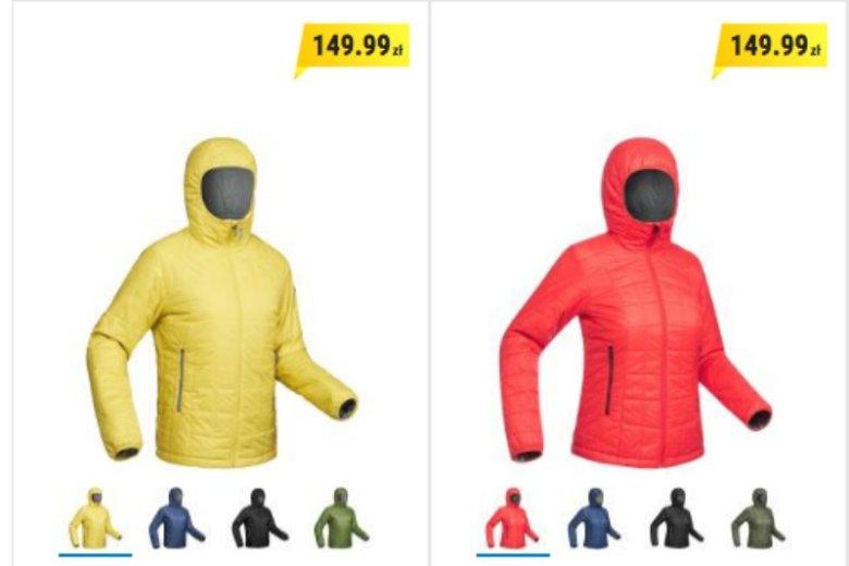 Warto zaopatrzyć się w odpowiednią kurtkę