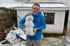 23-letni Patryk jeszcze rano cieszył się zimą. Wieczorem został bestialsko zamordowany pod sklepem w Londynie.