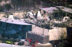 W katastrofie hali wystawowej na terenie MTK zginęło 65 osób.
