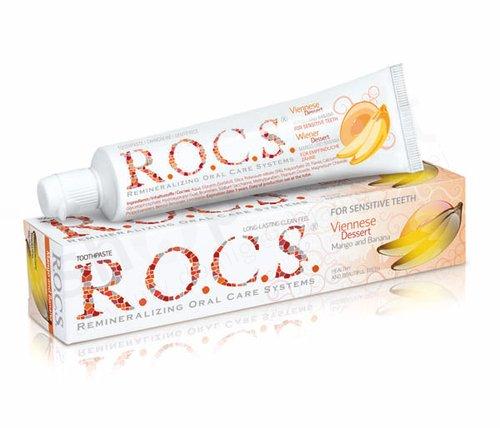 Pasta R.O.C.S. zawiera aż 5-procentowe stężenie azotanu potasu.