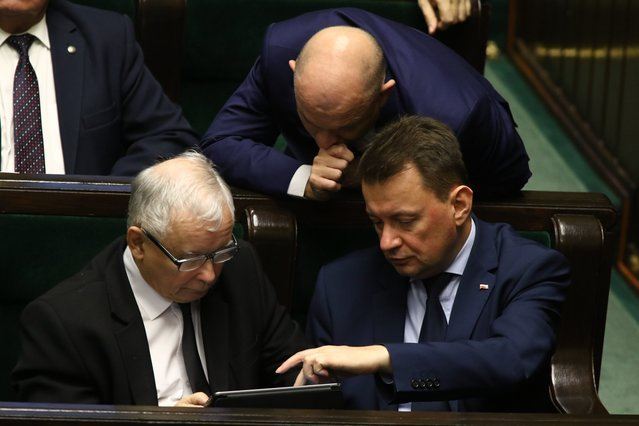 Jarosław Kaczyński interweniował w sprawie więźnia