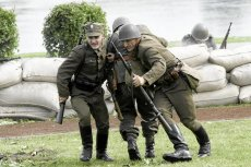 1 września 2012. Rekonstrukcja bitwy o most w Tczewie. Czy ten epizod historii mógłby być kanwą dobrego, historycznego filmu?