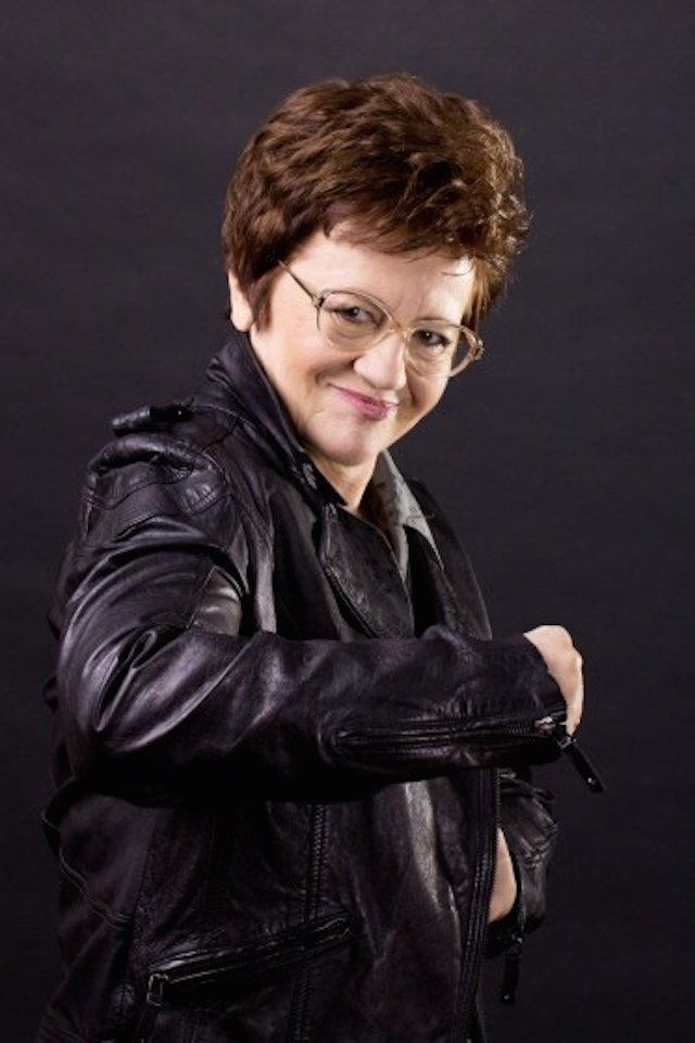 Maria Ulatowska. Pisarka, która dopiero na emeryturze zdobyła ogromną popularność wśród czytelników.