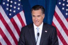 Mitt Romney, kandydat na prezydenta USA z ramienia Partii Republikańskiej.