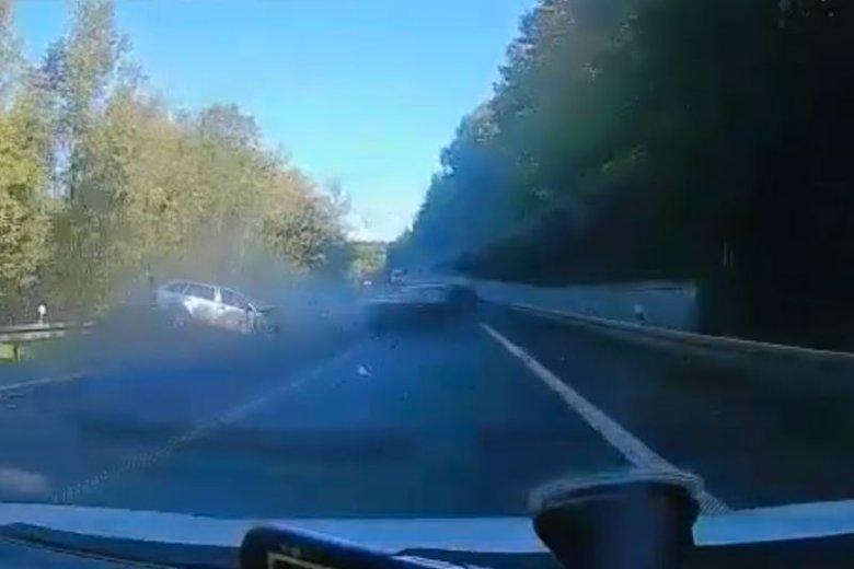 Słowacy są w szoku po wypadku z udziałem polskich kierowców.