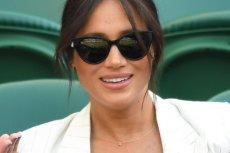 Księżna Meghan zszokowała Brytyjczyków na Wimbledonie